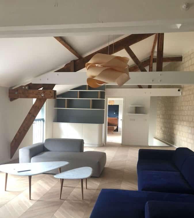 salon rénovation chantilly architecte d'intérieur